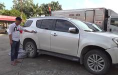 Tài xế tông chết nữ công nhân quét rác ở Cà Mau ra đầu thú