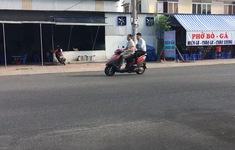 Chưa thể phạt nguội người nước ngoài vi phạm luật giao thông