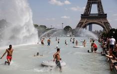 Pháp báo động cam về nắng nóng