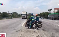 Hải Dương: Người dân vẫn liều mình qua đường sau các vụ tai nạn
