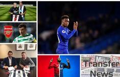TỔNG HỢP Chuyển nhượng bóng đá châu Âu ngày 24/7: Newcastle đón tân binh 40 triệu Bảng, Hudson-Odoi gia hạn HĐ với mức lương khó tin