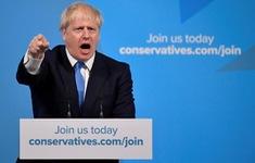 Chân dung của tân Thủ tướng Anh Boris Johnson