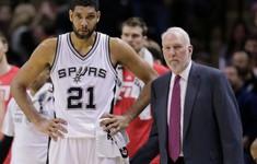Tim Duncan trở lại San Antonio Spurs trong vai trò trợ lý