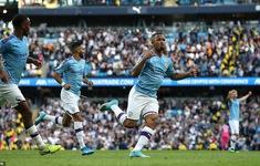 Man City 2-2 Tottenham: Nghiệt ngã VAR!