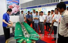 Chuẩn bị tổ chức triển lãm chuyên ngành thủy sản Việt Nam