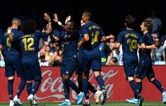 Kết quả, bảng xếp hạng vòng 1 La Liga: Real Madrid dẫn đầu, Barcelona nhóm cuối