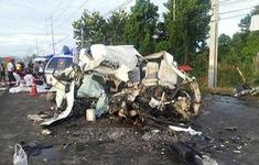 Tai nạn giao thông tại Thái Lan, nhiều công dân Lào tử vong