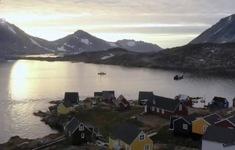 Vì sao Mỹ muốn mua đảo Greenland của Đan Mạch?