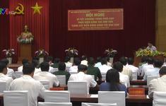 Kiên Giang ký kết Chương trình phối hợp Cảnh sát biển đồng hành với ngư dân