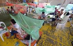Số ca sốt xuất huyết tại Philippines tăng mạnh