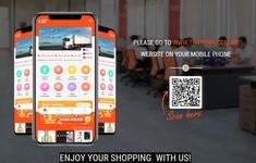 Campuchia ra mắt kênh mua sắm trực tuyến quy mô lớn