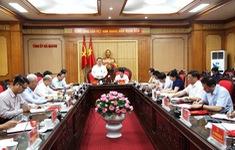 Phó Chủ tịch Quốc hội Phùng Quốc Hiển: Hà Giang nên tập trung phát triển lâm nghiệp