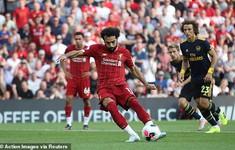 Liverpool 3-1 Arsenal: Pháo Thủ tiếp tục ôm hận ở Anfield