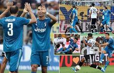 Juventus thắng tối thiểu trong trận ra quân Serie A