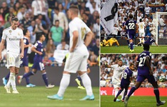 Real Madrid hòa thất vọng trước Real Valladolid