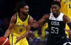 Đội tuyển bóng rổ Mỹ nhận thất bại đầu tiên sau…13 năm