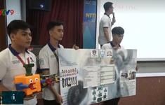 Từ cuộc thi đến cơ hội khởi nghiệp cho sinh viên