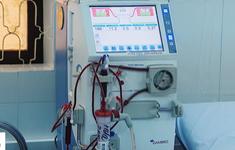 Lọc máu điều trị suy thận mạn giúp thai phụ vượt cạn thành công
