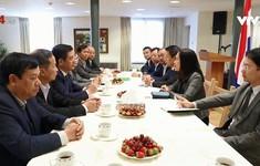 Tỉnh Thái Bình xúc tiến đầu tư tại Hà Lan