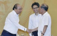 Tiểu ban Kinh tế - Xã hội tổ chức Hội nghị xin ý kiến nguyên lãnh đạo Đảng, Nhà nước