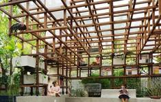 Công trình thư viện VAC tại Hà Nội được bình chọn là một trong những điểm đến tuyệt vời nhất 2019
