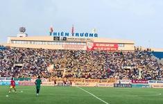 TRỰC TIẾP DNH Nam Định 0-0 CLB TP Hồ Chí Minh: Hiệp 1