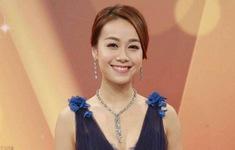 Á hậu Hong Kong 2012 trở lại làm việc sau bê bối ngoại tình