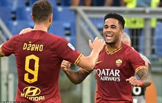 VIDEO Highlights: AS Roma 4-2 Sassuolo (Vòng 3 Serie A)