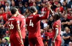 ĐHTB vòng 5 Ngoại hạng Anh: Đầu bảng Liverpool nhuộm đỏ đội hình