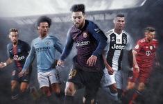 Lịch thi đấu, kết quả, BXH các giải bóng đá VĐQG châu Âu: Ngoại hạng Anh, La Liga, Serie A, Bundesliga, Ligue I