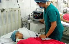 Cô gái trẻ tuổi ngừng tuần hoàn do thai ngoài tử cung vỡ