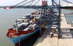 Cảng quốc tế Tân Cảng - Cái Mép (TCIT) đạt gần 10.000 Teu năm 2019
