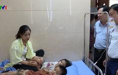 20/90 trẻ mầm non Phú Thọ nghi ngộ độc thực phẩm đã xuất viện