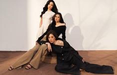 Top 3 Hoa hậu Việt Nam 2018 tung bộ ảnh kỷ niệm 1 năm đăng quang