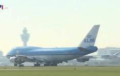 Hãng hàng không KLM cắt giảm chuyến bay chặng ngắn