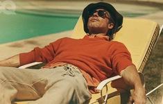 """Brad Pitt chất ngất với loạt ảnh mới, fan """"đứng hình"""""""