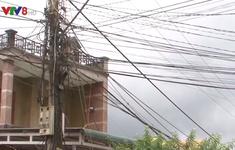 Cảnh báo tình trạng mất an toàn lưới điện vùng nông thôn