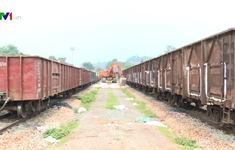 Thị phần vận tải đường sắt ngày càng giảm