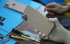 """""""Mổ bụng"""" iPhone 11 Pro Max trước ngày lên kệ"""
