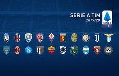 Lịch thi đấu vòng 20 Serie A: Lecce - Inter Milan, Juventus - Parma...