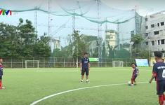 Phát triển tài năng bóng đá học đường