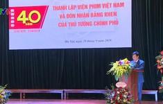 40 năm Viện phim Việt Nam