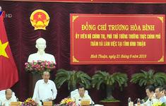 Xây dựng Bình Thuận thành trung tâm năng lượng quốc gia