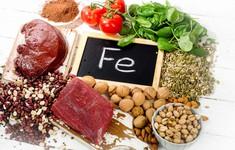 Chế độ ăn uống nhiều sắt giúp phòng ngừa sốt xuất huyết