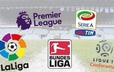 CẬP NHẬT Kết quả, lịch thi đấu, BXH bóng đá châu Âu ngày 22/9: Ngoại hạng Anh, La Liga, Serie A, Bundesliga, Ligue I