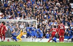 """Phá dớp"" ở Stamford Bridge, Liverpool thống trị Premier League 2019/20 sau vòng 6"