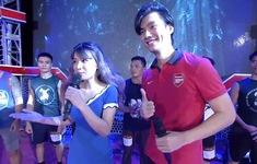 Sasuke Việt Nam 2019 - Tập 10: Nhan Phúc Vinh hào hứng trong ngày trở lại