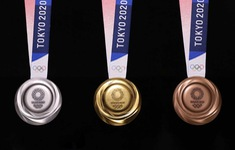Bảng tổng sắp huy chương Olympic Tokyo 2020: Trung Quốc vươn lên dẫn đầu