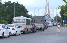 Cấm xe tải qua cầu Rạch Miễu theo giờ