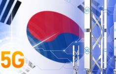 Hàn Quốc dẫn đầu thế giới về mạng 5G